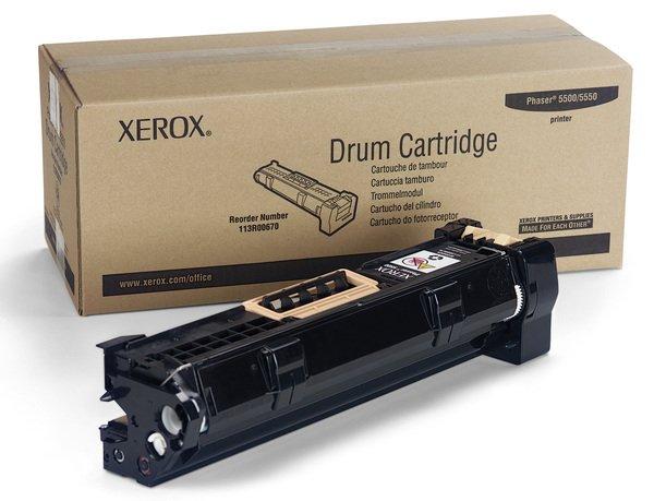 Фото типи картриджів на прикладі драм картриджа для Xerox Phaser 5500-5550 (Drum cartridge Xerox Phaser 5500-5550 113R00670)