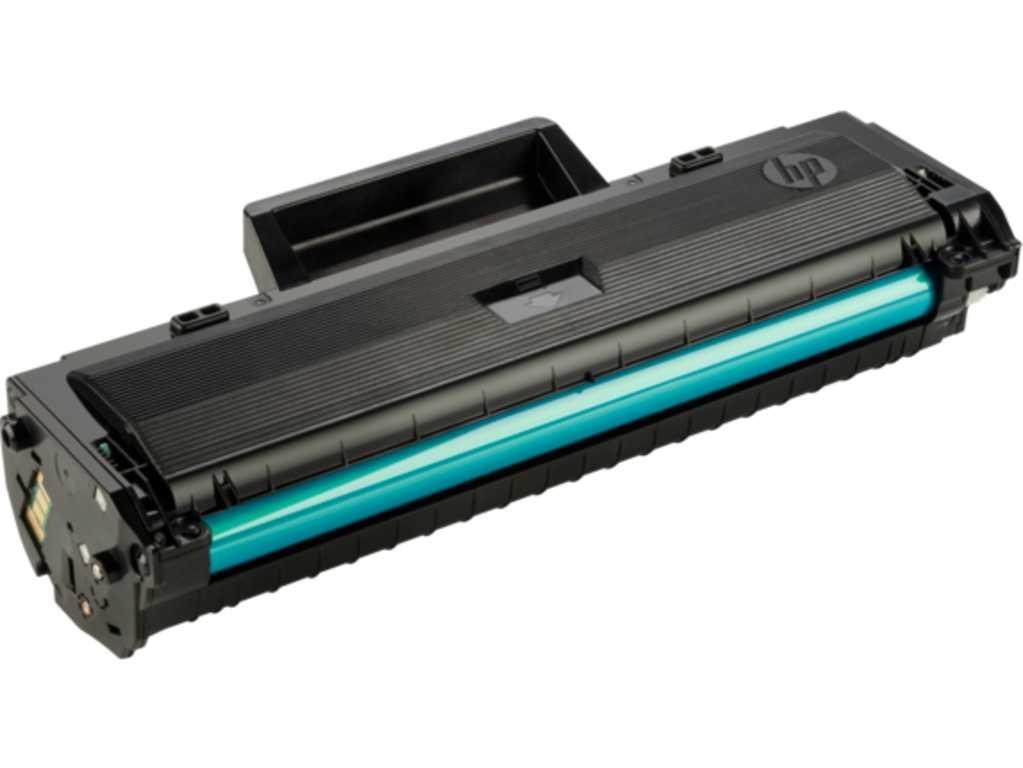 Фото види картриджів на прикладі принт-картриджа для HP 106A Black W1106A