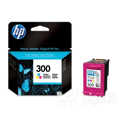 Фото типи та види картриджів на прикладі чорнильного картриджа для струменевого принтеру HP №300 DJ D2560/F4280 (CC643EE) Color