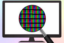 Фото Как определить тип матрицы экрана телевизора