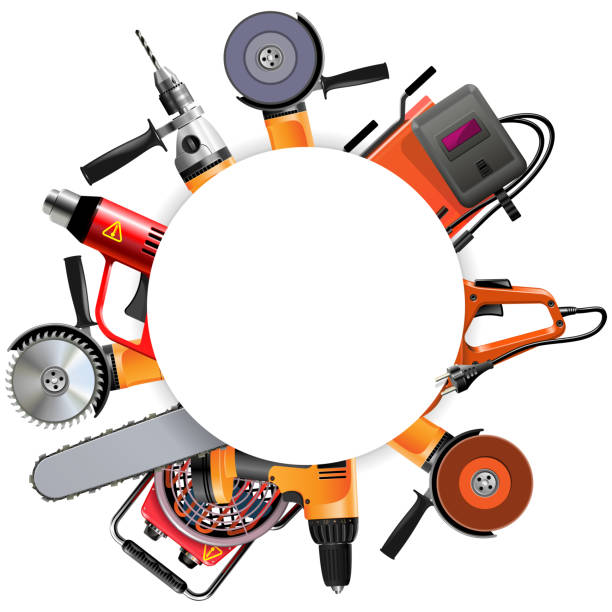 Фото мастера по ремонту электроинструмента