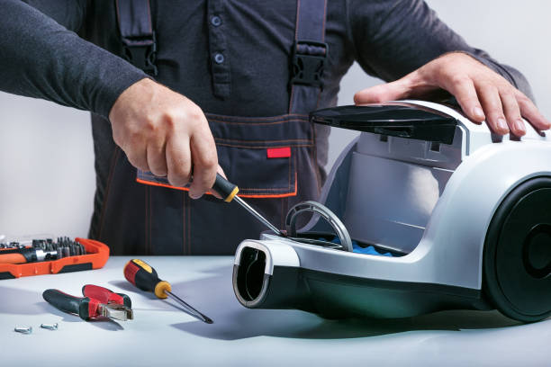 Photo Service centers for the repair of home appliances. Post-warranty repair and maintenance