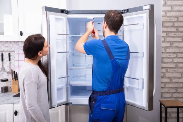 Фото чому шумить новий холодильник?