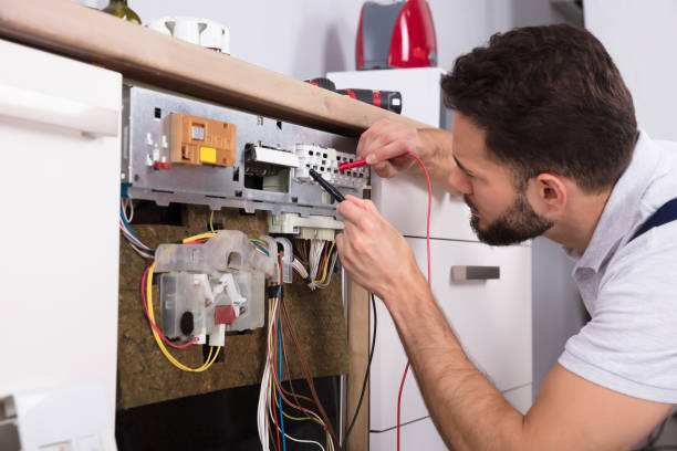 Фото почему не сливает посудомоечная машина - может не работать прессостат