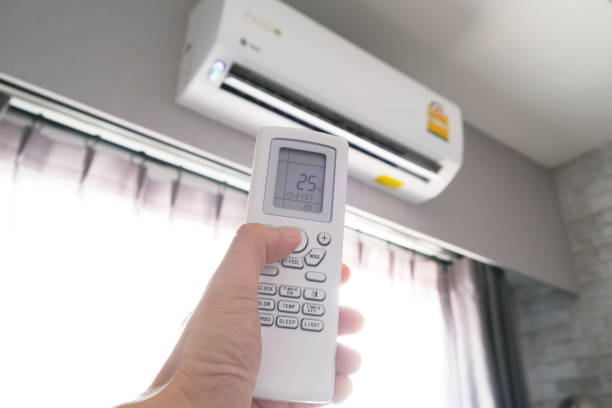 Фото как включить обогрев heat на кондиционере