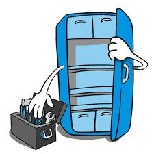 Фото ремонт холодильников в Вишневом качественно