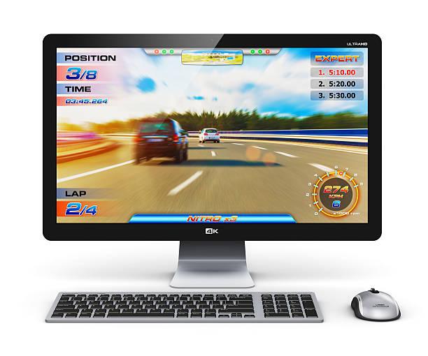 Фото игровой компьютер б/у