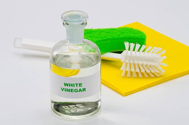 Фото Как убрать неприятный запах из стиральной машины - используйте уксус