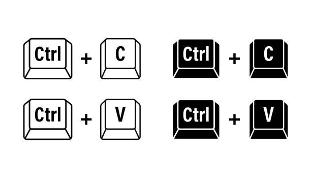 Фото якими клавішами копіювати і вставляти текст - використовуйте комбінацію Ctrl + C і Ctrl + V