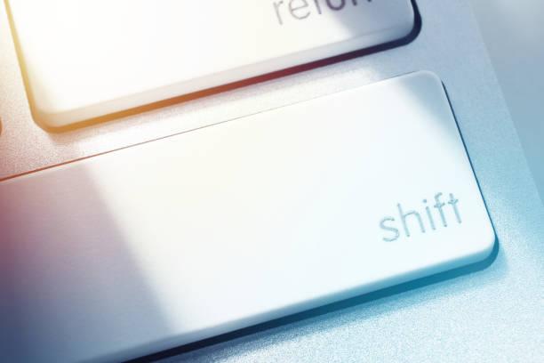 Фото Какими клавишами выделить текст - удерживайте shift