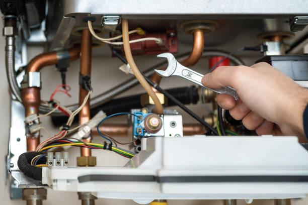 Фото Общие понятия и виды бойлеров - газовая модель