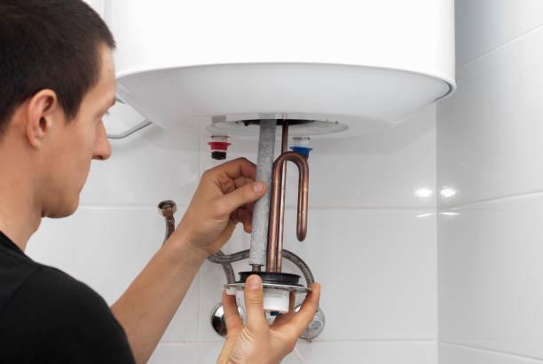Фото Система нагревателя и возможные поломки бойлера - замена ТЭНа и анода