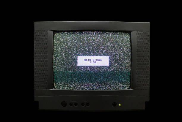 Фото основные причины почему рябит или снежит телевизор