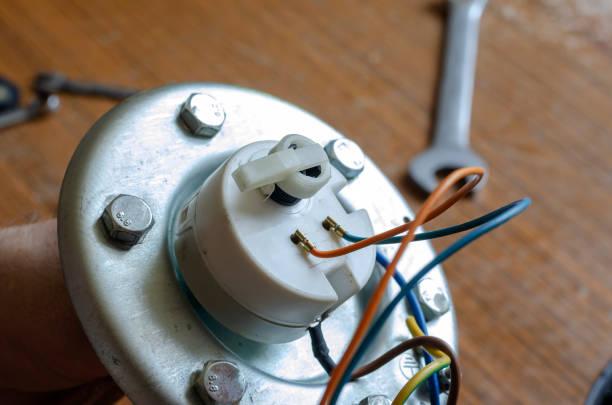 Фото почему не греет бойлер а лампочка горит - проверяем терморегулятор
