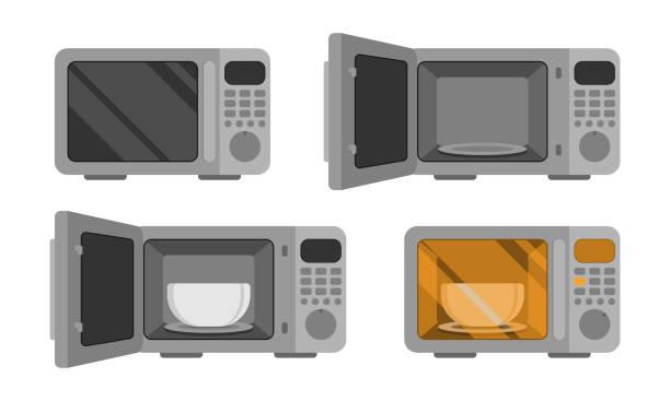 Фото Почему не крутится тарелка в микроволновке возможные виды неисправностей