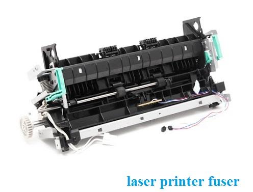Фото Почему плохо печатает лазерный принтер - проверьте печку