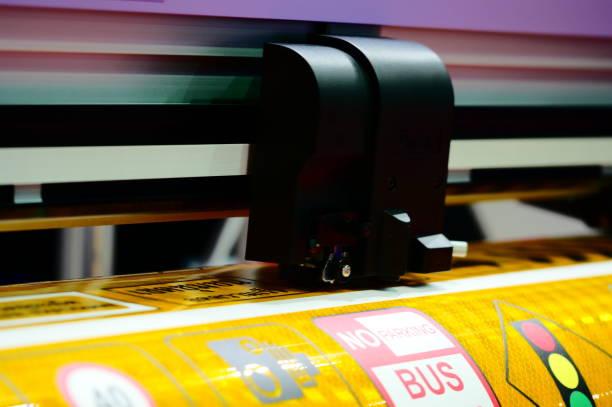 Фото Почему струйный принтер плохо печатает - проверьте печатающую головку