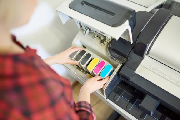 Фото Почему плохо печатает струйный принтер