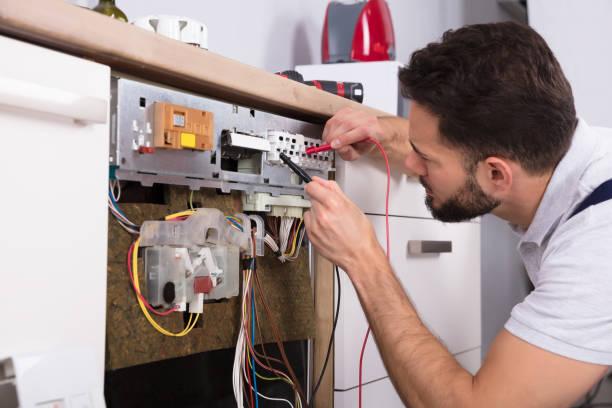 Фото Почему посудомоечная машина не набирает воду - проблемы технического характера