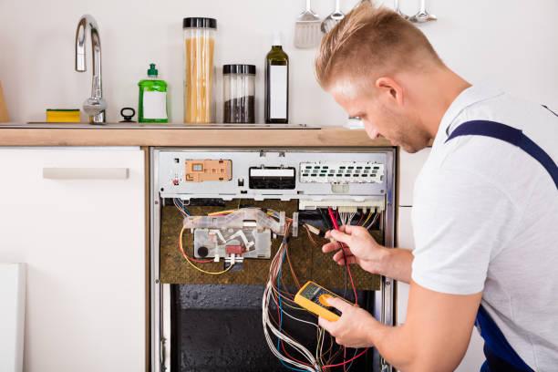 Фото Почему посудомоечная машина не набирает воду - проверяем важные узлы устройства