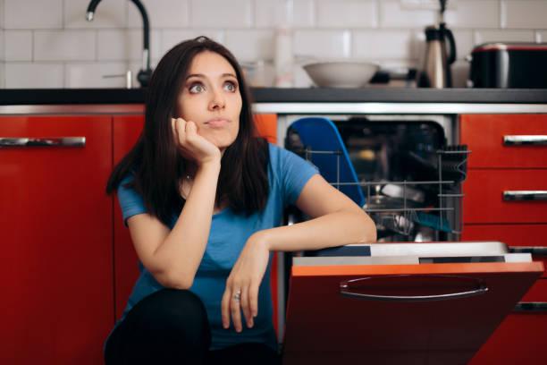 Фото Почему посудомоечная машина не набирает воду - разбираем проблему пошагово