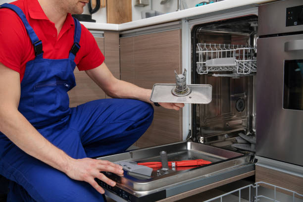 Фото чому посудомийна машина погано миє посуд - відсутність регулярної профілактики