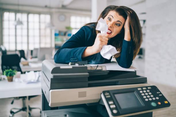 Фото Почему принтер плохо печатает - разбираем причины