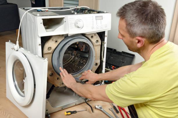 Фото Чому пральна машина не крутить барабан - майстер діагностує поломку