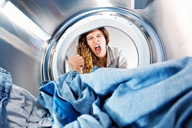 Фото Чому пральна машина не крутить барабан - основні причини