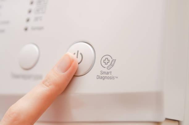 Фото Почему стиральная машина не сливает воду - сделайте сброс настроек