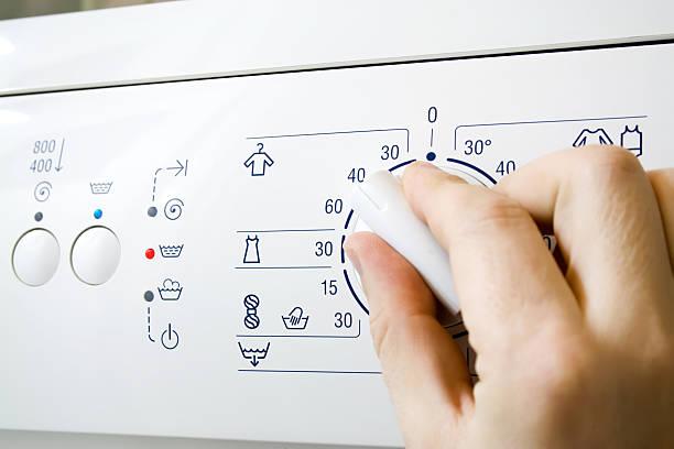 Фото Чому пральна машина погано гріє воду - перевіряйте включений режим прання