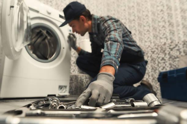 Фото срочный ремонт бытовой техники - стиральной машины