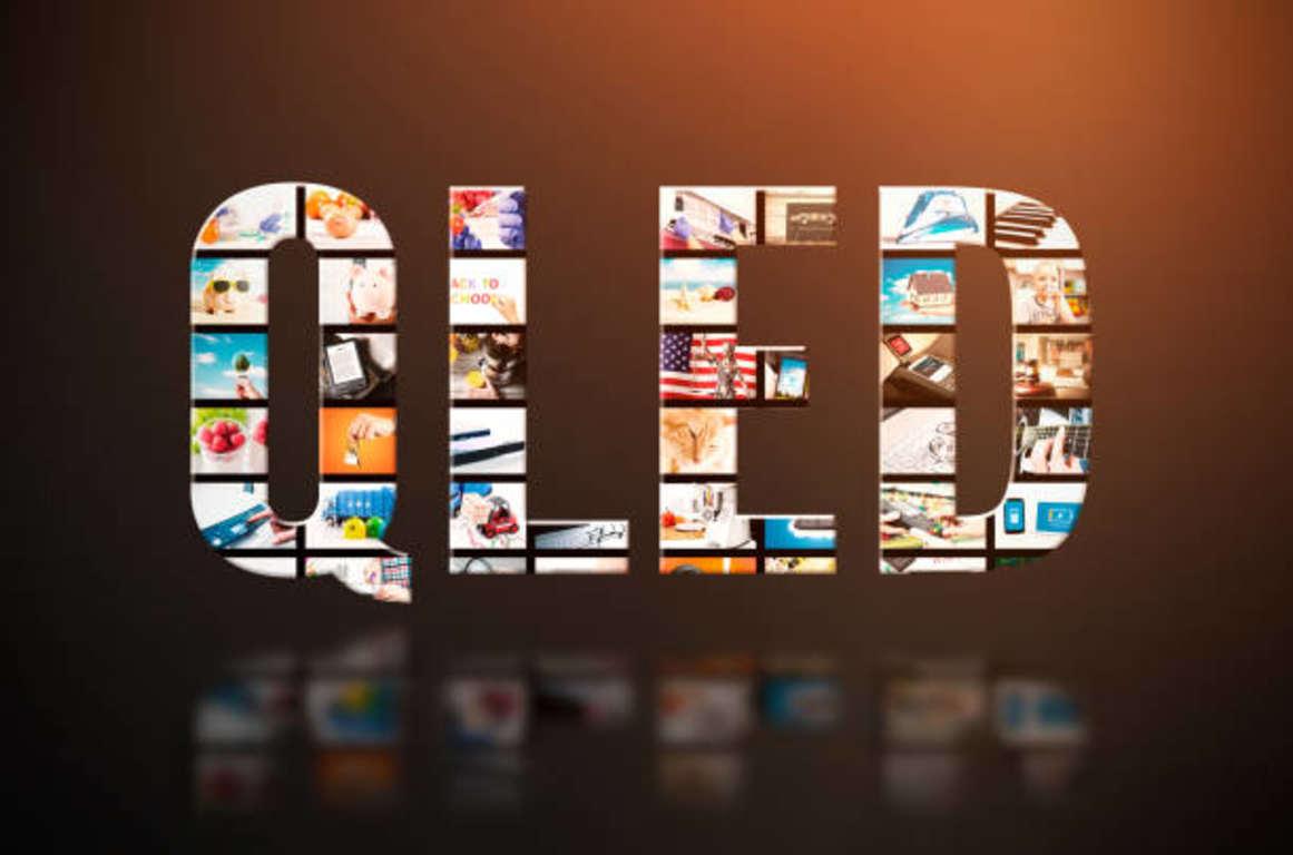 Фото QLED технология матриц телевизоров